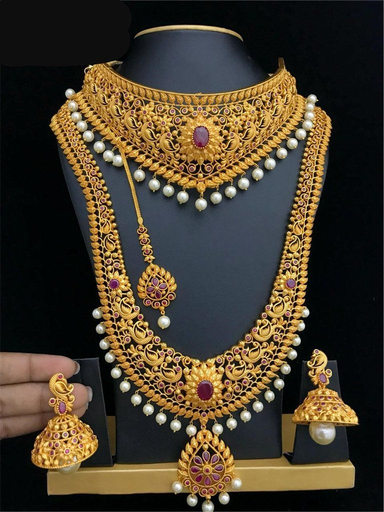 Bridal Jewelry Sets in Pakistan, top Bridal Jewelry Designs in Lahore, To Bridal Jewelry Brands in Pakistan